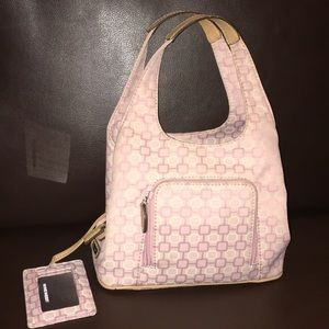 Nine West pink handbag